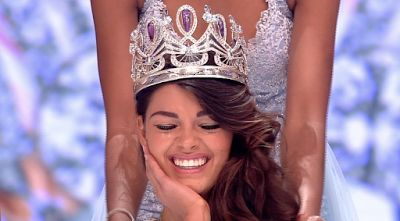Demi-Leigh Nel-Peters is the crowned Miss South Africa 2017
