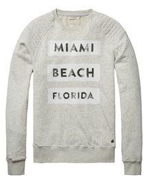 Sweatshirts pour Hommes | Scotch & Soda Vêtements Homme | Webstore Officiel de Scotch & Soda