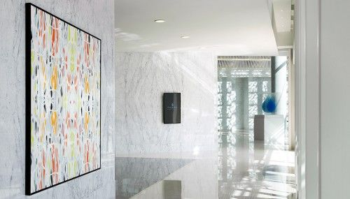 Four Seasons Hotel Abu Dhabi at Al Maryah Island, Abu Dhabi, United Arab Emirates   10 Luxury Hotels with World-Class Art Collections