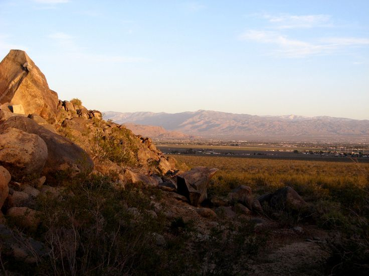Apple Valley California on the beautiful 'high desert'