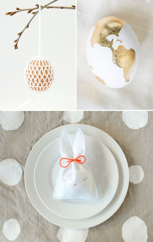 Looking for great DIY Easter activities to make your Easter celebration more festive? You and your family can use these 15 crafts to do just that! #Easter #DIY #Crafts