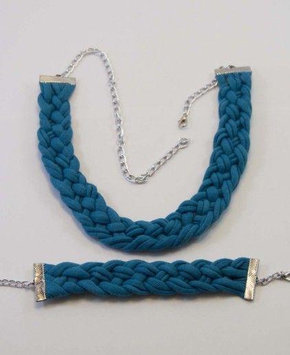 CONJUNTO OCEANO http://www.badoom.es/collares-y-pulseras/