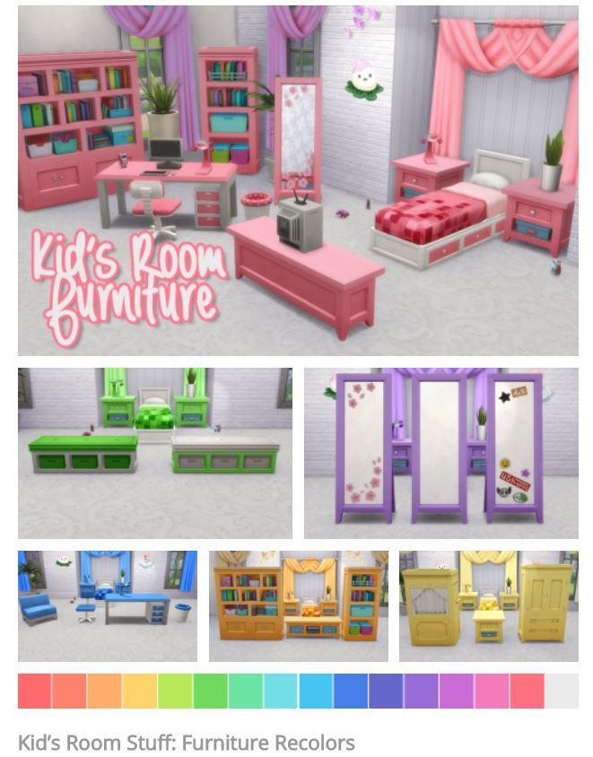 Rainbow Crib Bedding