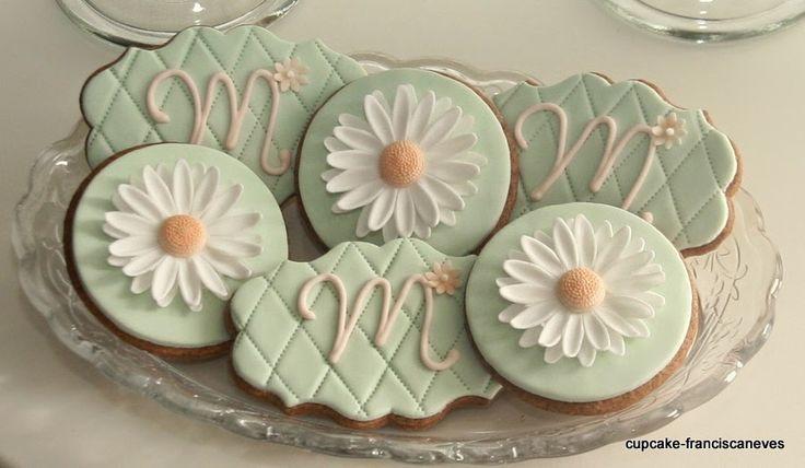 sugar daysies cookies