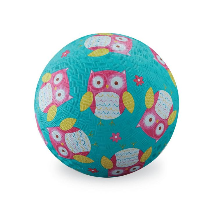 Buy Crocodile Creek 7 Inch Play Ball - Owls by Crocodile Creek online and browse other products in our range. Baby & Toddler Town Australia's Largest Baby Superstore. Buy instore or online with fast delivery throughout Australia.