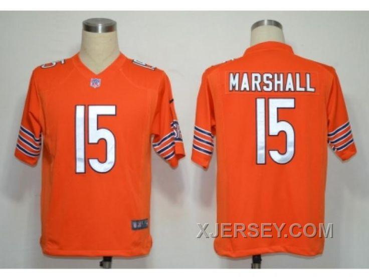 http://www.xjersey.com/new-nike-nfl-chicago-bears-15-marshall-orange-game-jerseys.html NEW NIKE NFL CHICAGO BEARS #15 MARSHALL ORANGE GAME JERSEYS Only 35.95€ , Free Shipping!
