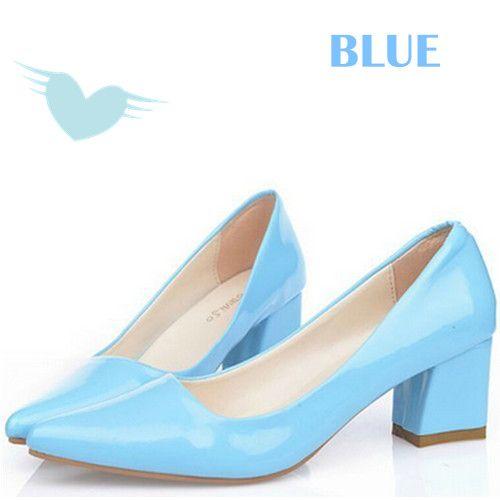 $15.85 (Buy here: https://alitems.com/g/1e8d114494ebda23ff8b16525dc3e8/?i=5&ulp=https%3A%2F%2Fwww.aliexpress.com%2Fitem%2F2015-New-Retro-Stylish-Mid-Heel-Soft-OL-Shoes-Single-Women-Winkle-picker-Shoes-4-colors%2F32328707194.html ) 2016 New Retro Stylish Mid Heel Soft  OL Shoes Single Women Winkle-picker Shoes 4 colors Size 34-39 F122 for just $15.85
