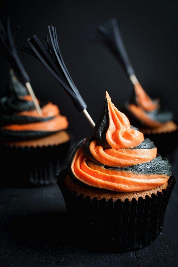Cupcakes zu Halloween - smarter - Zeit: 50 Min. | eatsmarter.de