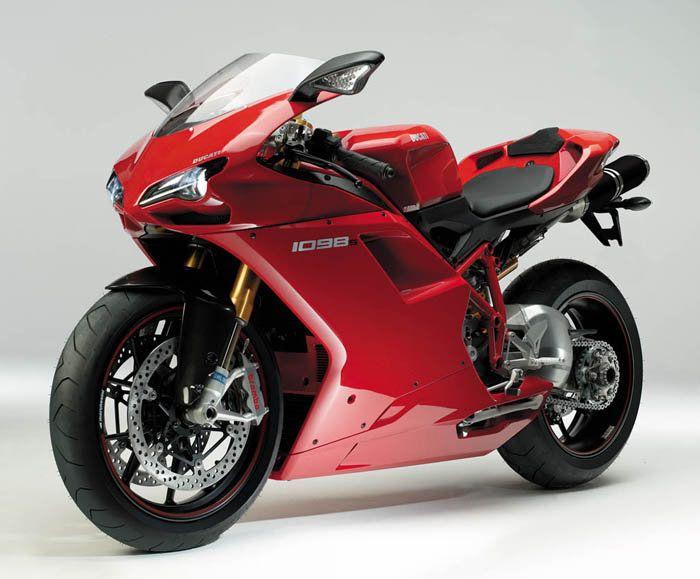 2008 Ducati 1098S - HTXINTL