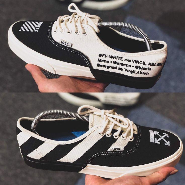 Vans x Off White custom--#Genel | Vans