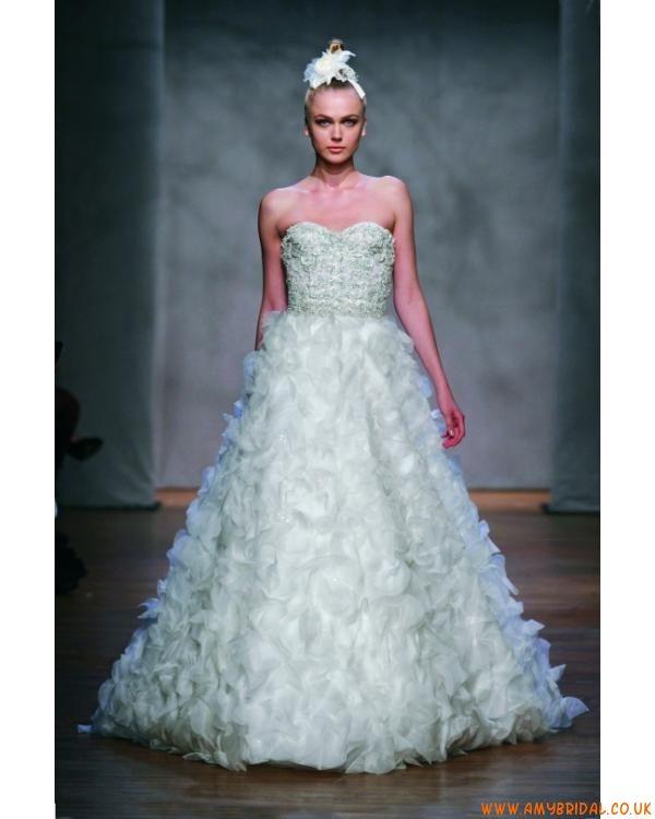 Best 214 Mermaid Style Wedding Dresses images on Pinterest | Short ...