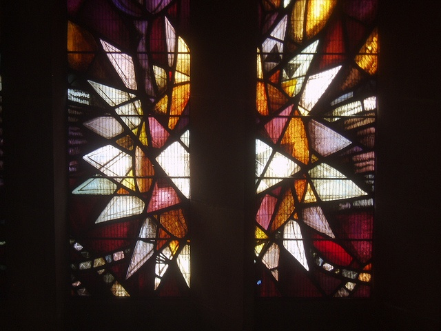 Sunburst, Coventry Cathedral by Aidan McRae Thomson, via Flickr