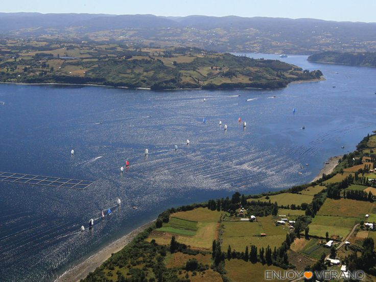 Regata Chiloé 2014