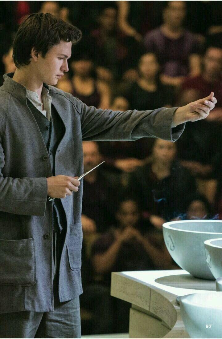 ERUDITE YOU TRAITOR ~Divergent~ ~Insurgent~ ~Allegiant~