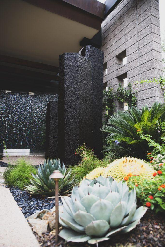 Landscape Design Desert Foothills Landscape Landscape Design Backyard Landscaping Backyard