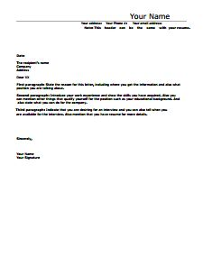 professional cover letter template free download create edit fill and tips how write great for resume roiinvesting format best