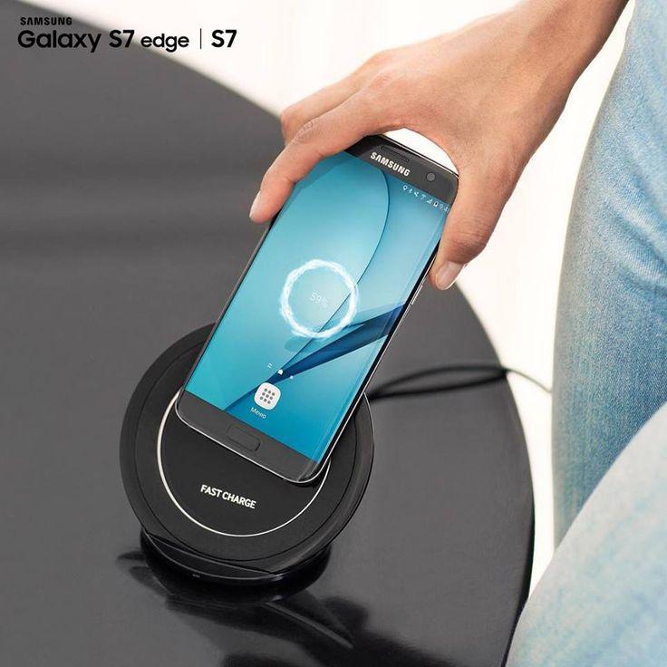 """""""Bứt phá mọi giới hạn - thay đổi mọi thói quen, kể cả cách sạc điện thoại"""" - Mr. Galaxy S7 edge Xem thêm 👉 http://l.nguyenkim.vn/7UnLp 👉 http://l.nguyenkim.vn/iZnPI  #nguyenkim #samsung #galaxys7 #galaxys7edge"""