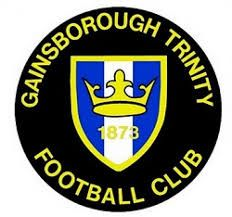 GAINSBOROUGH TRINITY FC        GAINSBOROUGH