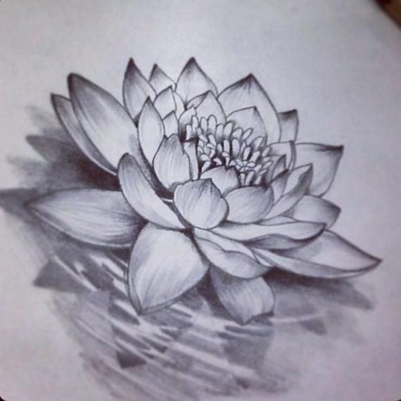 46 best lotus tattoo images on pinterest lotus flower