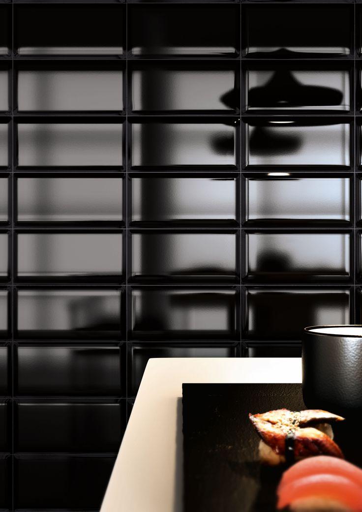 The 25+ best Carrelage metro noir ideas on Pinterest | Carreaux de ...