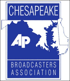 The Chesapeake Associated Press Broadcasters Association handed out awards for the best in radio and television news, during the association's convention in Ocean City on Saturday night.