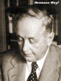 Weyl Hermann