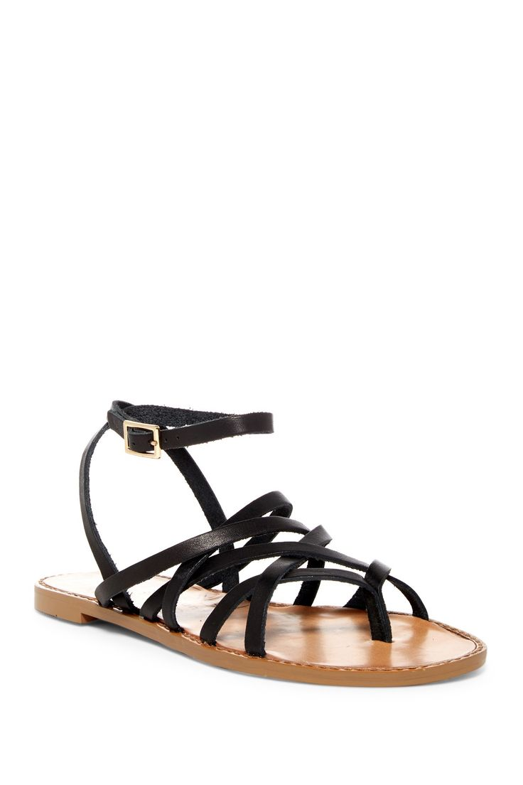 Chinese Laundry | Gia Strappy Cage Sandal