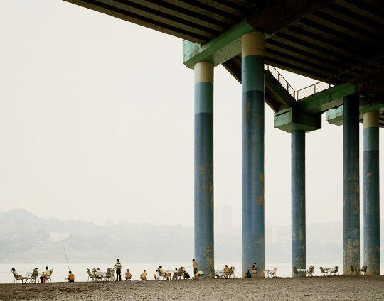 Nadav Kander Yangtze The Long River Photographs