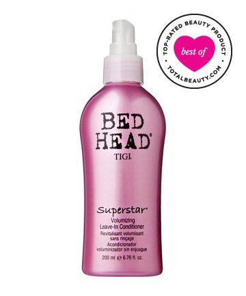 Best Leave-in Conditioner No. 9: TIGI Bed Head Superstar Leave-In Conditioner, $8.95