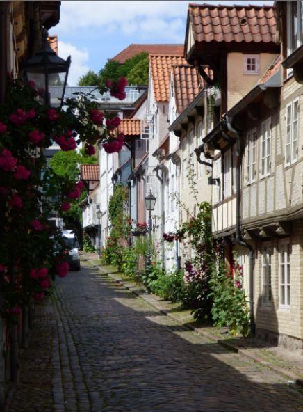 In der Altstadt, Flensburg - Foto: S. Hopp