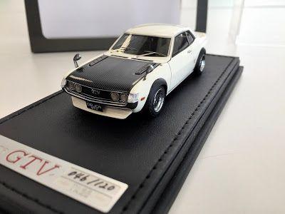 日本自動車デザインコーナー 「Japanese Car Design Corner」: Toyota Celica 1600GTV (TA22) by…