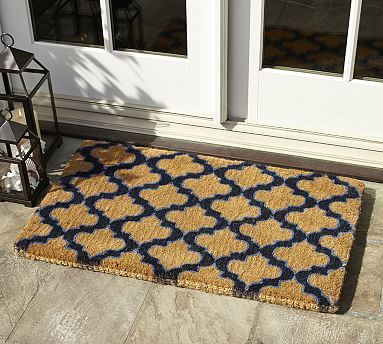 Ogee Doormat For Front Door?