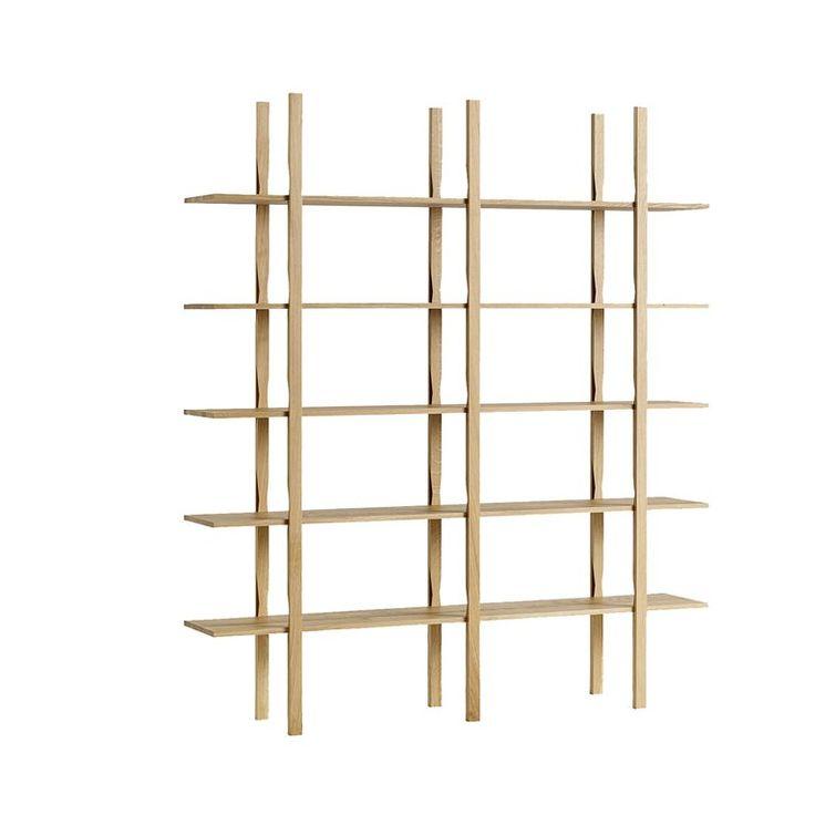 Hay The Wooden Shelf WS35 Kast kopen? Bestel bij fonQ.nl