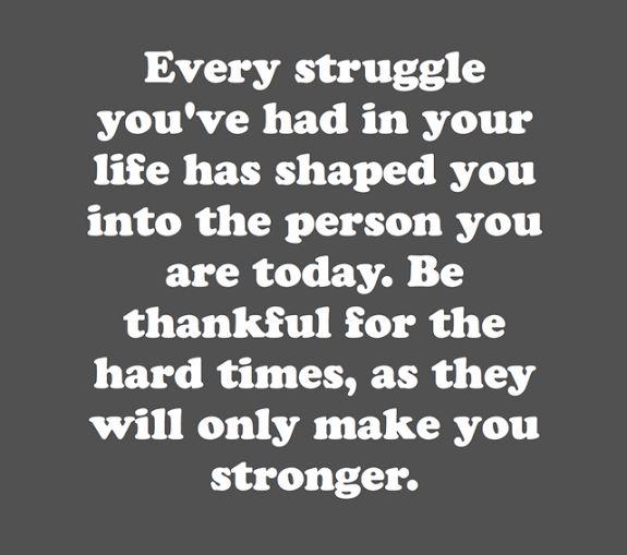 25 Inspiring Struggle Quotes & Sayings