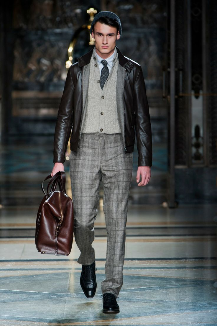 Défile Hackett, homme automne-hiver 2014-2015, Londres. #LFW #fashionweek #runway