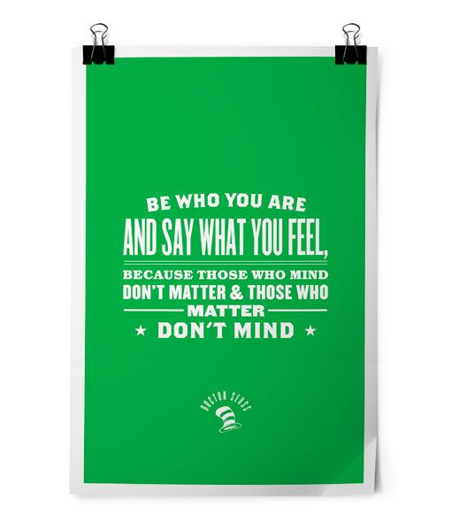 Be Who you Are / Sean Sutherland #thoughts