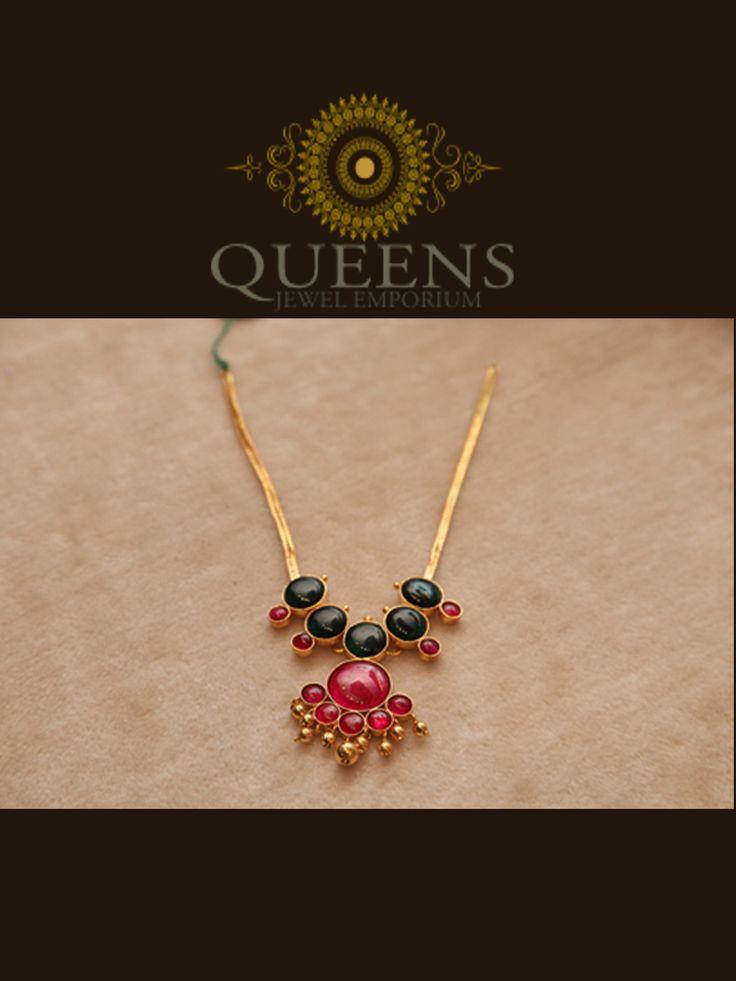 Unique kemp necklace | Queens Jewellery