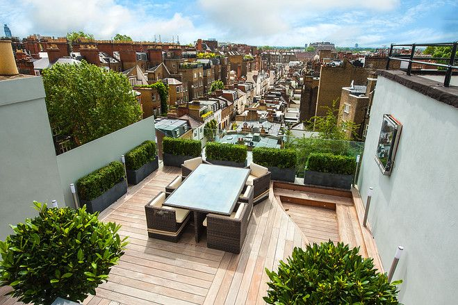 Europe House of the Day - London Penthouse - Photos | Roof ...