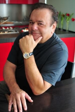 Paul Sorvino Interview - Goodfellas, Acting, Opera, Tomato Sauce! | The Travel Tart Blog