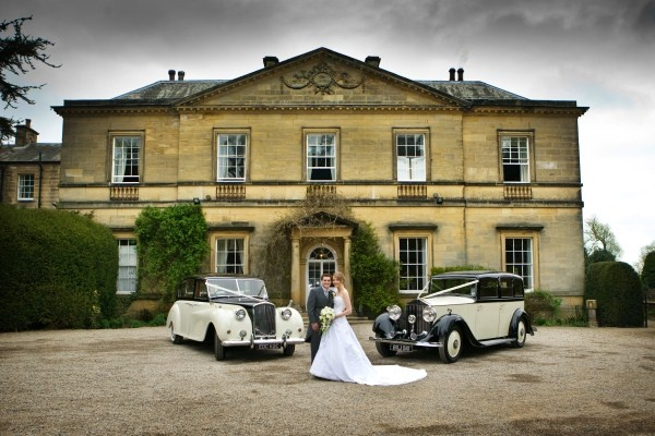 Weddings at Middleton Lodge Wedding venues yorkshire