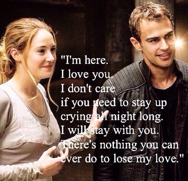 Divergent citat