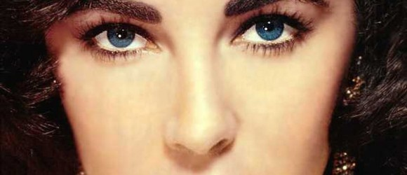 Elizabeth Taylor's double eyelashes | Makeup | Pinterest