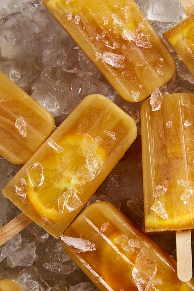 Recipe: Black Tea & Orange Juice Ice Pops — Recipes from The Kitchn | The Kitchn