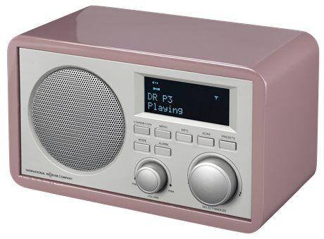 Dab radio (IRC DAB+ FROZEN STONE CRABAPPLE) 499 kr.