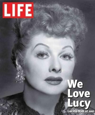 Commemorates the 100th birthday of the celebrated red-head comedienne, providing an overview of her life and career which began on Broadway in 1929 and continued on to radio, television and film.