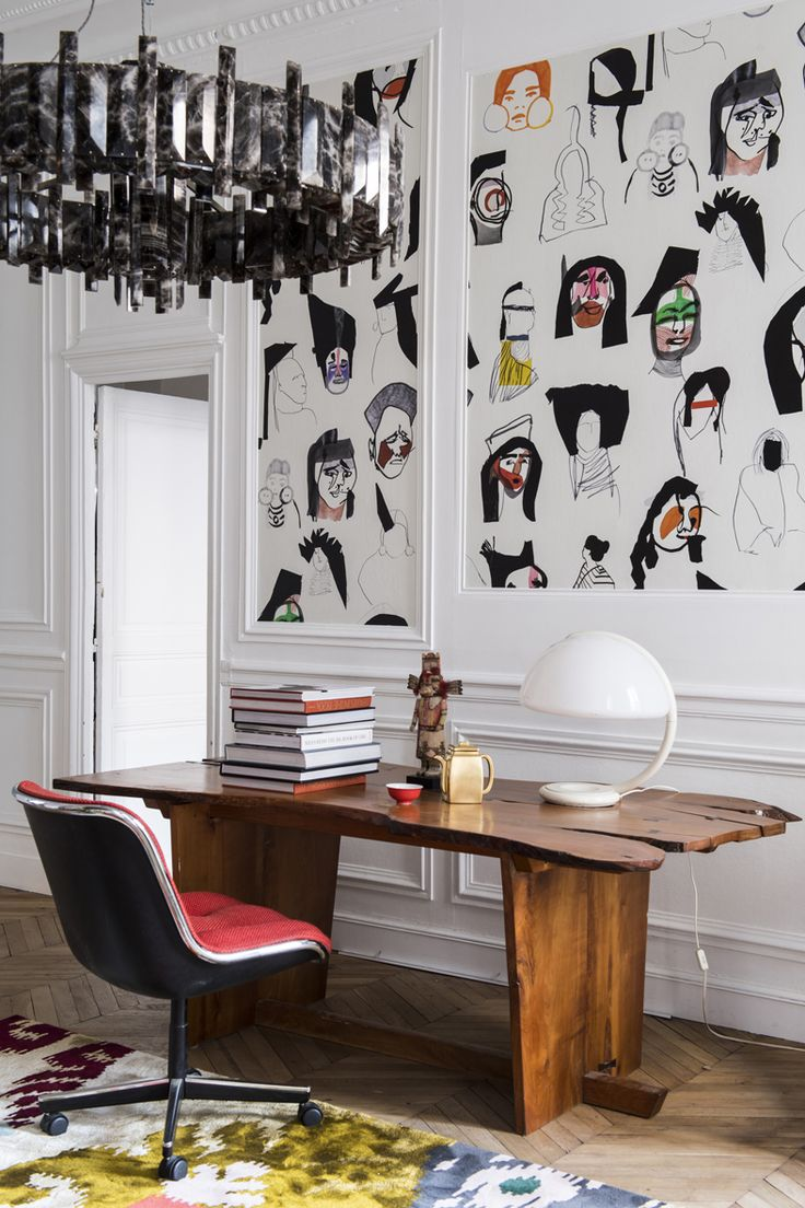 mejores 47 im genes de pierre frey wallpaper en pinterest pierre frey papel de pared y tapiz. Black Bedroom Furniture Sets. Home Design Ideas