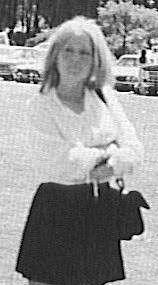 Pat Bonham--John's wife, 1969