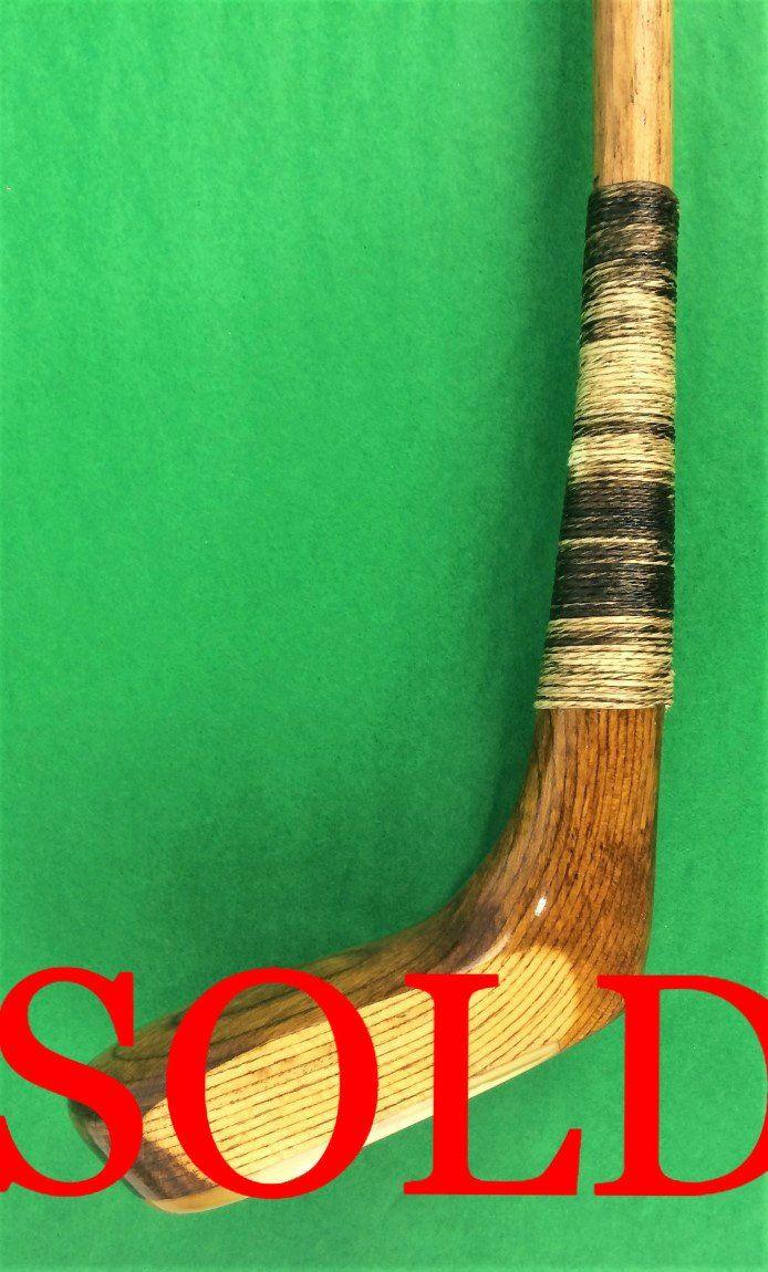 Abercrombie & Fitch Highlander Golf Putter (Sold!)