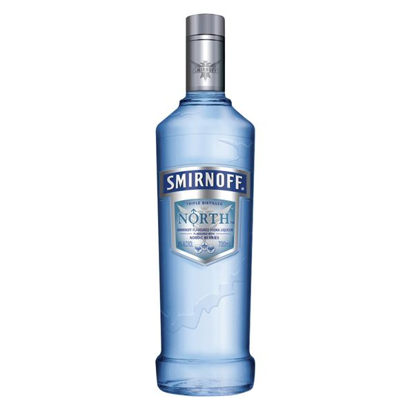 Smirnoff North Vodka. If anyone ever finds this, just buy it for me, no matter the price!