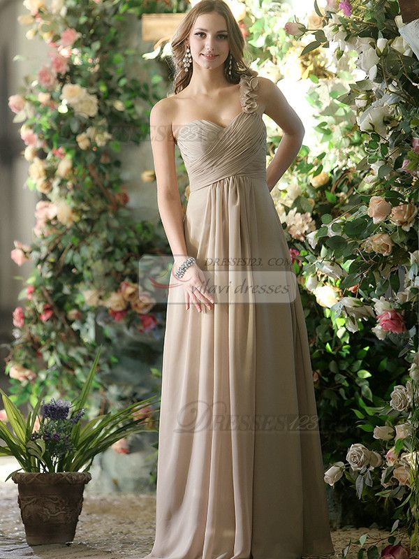 100% Tailor-Made Simple A-Linie Chiffon Eine Schulter mit Blumen bodenlangen Silber drapiert Brautjungfer Kleider, freies Verschiffen Preis: US $ 89.99 - VILAVI Kleider http://de.dresses123.com/simple-a-line-chiffon-one-shoulder-with-flowers-floor-length-silver-draped-bridesmaid-dresses-p-1797.html